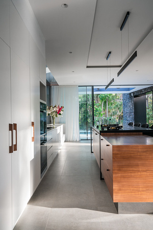 Architect and builder: Martrin Walker Construction P/L
